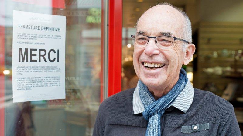 Michel Vautravers part en retraite    Neuchatel, 08 01 2018  Photo © David Marchon