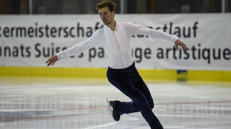 Stéphane Walker remonte et conserve son titre national à Neuchâtel