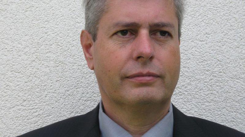 Patrick Rebstein entrera en fonction le 1er mai.