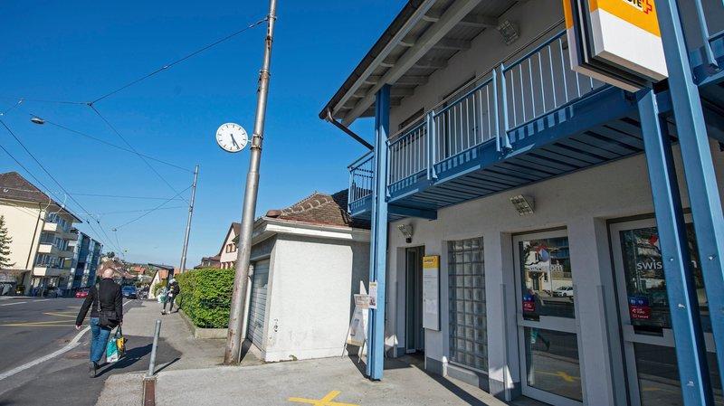 Le bureau de poste de La Coudre ferme le 19 janvier