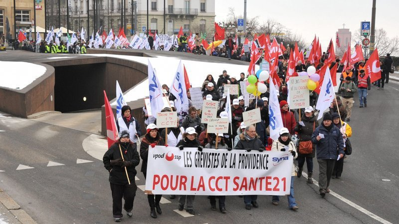 A la suite de la grève, 22 employés avaient été licenciés avec effet immédiat.