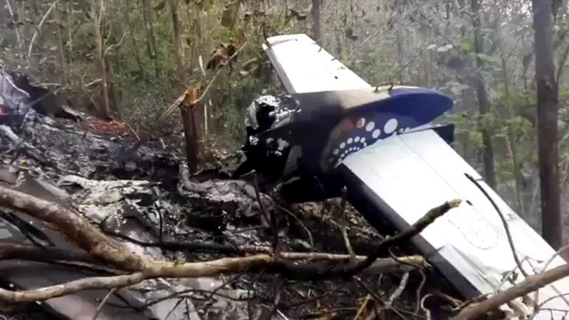 Costa Rica: crash d'un petit avion, 12 morts dont 10 étrangers
