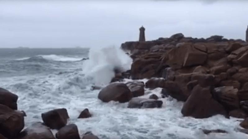 La tempête Carmen s'abat sur la France et fait un mort dans le sud-ouest