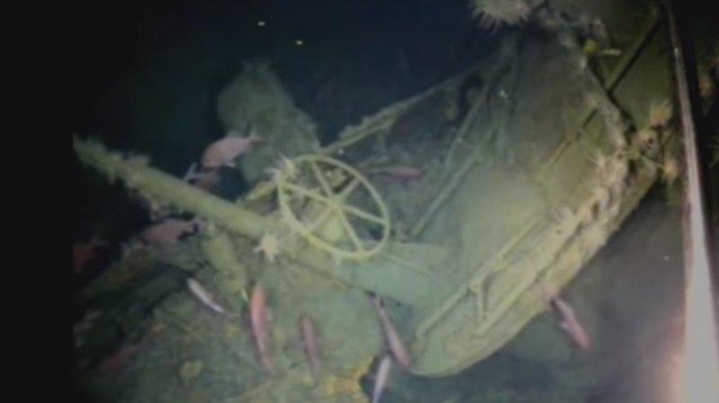 Sous-marin australien de la Première Guerre mondiale retrouvé