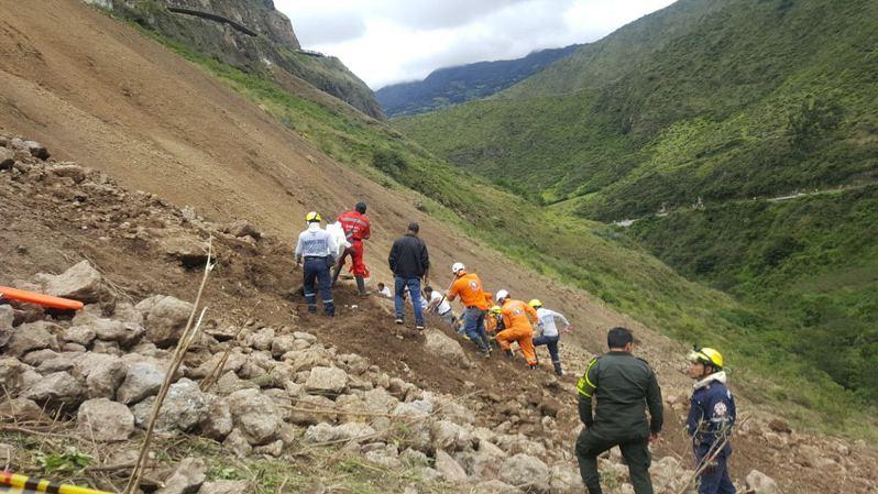 Colombie: 13 morts dans un accident de bus