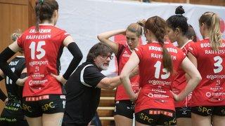 Le coach Romeu Filho quitte Volley Franches-Montagnes