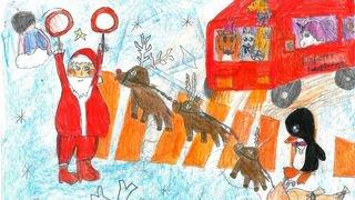 Vos dessins de Noël 2017