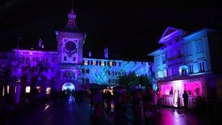 Arts et loisirs - Morat (FR) s'illumine de couleurs et de poésie