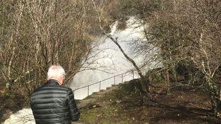Après les cotes d'alertes, la décrue des cours d'eau neuchâtelois se précise