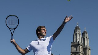 Roger Federer, les montagnes et les finances: ce qui a influencé l'image de la Suisse en 2017