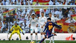Football: le FC Barcelone domine le Real Madrid 3-0 dans le Clasico