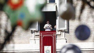 Noël: le pape rappelle que Marie et Joseph, les parents de Jésus, étaient aussi des migrants