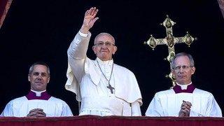 Le pape prie pour la paix entre Israël et la Palestine
