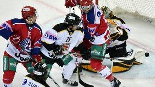 Hockey: Ajoie s'incline face à Rapperswil en demi-finale de la Coupe de Suisse