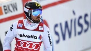 Ski alpin: Marcel Hirscher remporte le slalom d'Adelboden, Loïc Meillard termine 8e