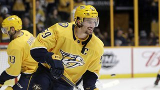 NHL: deux passes décisives pour Roman Josi face à Arizona (3-2)