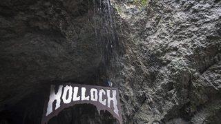 Schwytz: les touristes bloqués dans la grotte du Hölloch ne seront pas libérés avant ce week-end
