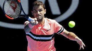 Open d'Australie: Dimitrov éliminé en quarts de finale