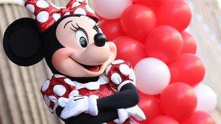 Hollywood: Minnie Mouse reçoit une étoile pour ses 90 ans