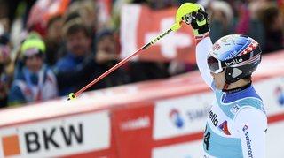 Ski alpin: Un nouveau statut pour les slalomeurs valaisans
