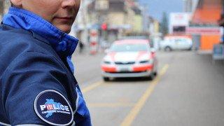 Jura: collision en chaîne dans le tunnel du Mont-Russelin