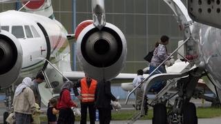 L'aéroport de Lugano-Agno  remis en question