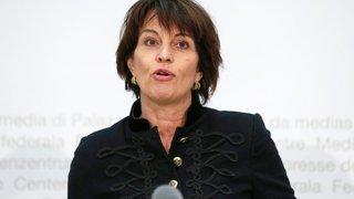 Suisse-UE, lutte à couteaux tirés