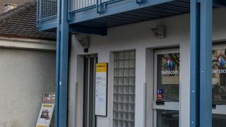 L'office postal  se mue en agence