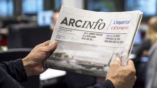 ArcInfo, un seul titre fort pour le canton