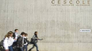 Leçons de cinéma pour les jeunes de Cescole