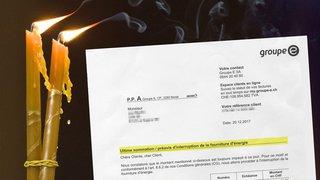 """Facture d'électricité: un """"mauvais payeur"""" de La Sagne fâché contre Groupe E"""