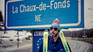 Fatal Bazooka chantera sur de la neige chaux-de-fonnière à Estavayer-le-lac