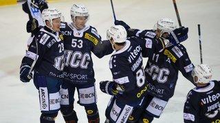 Le HCC peine pour battre les Ticino Rockets