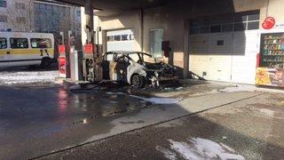 """Incendie du véhicule hybride et mort du conducteur: """"Les batteries ne peuvent pas être incriminées"""""""