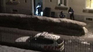 Un SDF a été blessé de trois coups de couteau dimanche soir à La Chaux-de-Fonds