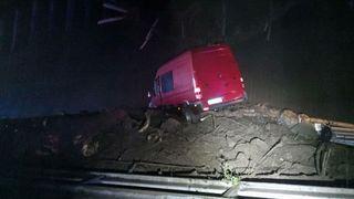 Uri: tunnel du Gothard fermé après une coulée de boue sur l'A2