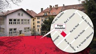 Neuf appartements de standing en projet à la rue du Nord à La Chaux-de-Fonds