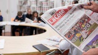 Crise de la presse suisse: deux licenciements au sein du quotidien La Côte