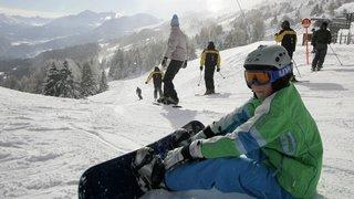 L'alerte lancée dans le Valais perturbe les camps de ski loclois
