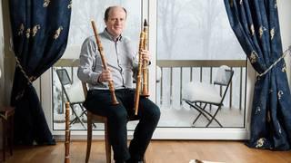 Un Diapason d'or pour le clarinettiste chaux-de-fonnier Pierre-André Taillard