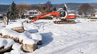 Immobilier: les projets fleurissent au Val-de-Ruz