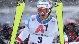 Kitzbühel: Daniel Yule fait son entrée dans la cour des grands en slalom