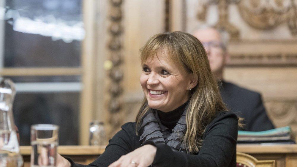 Violaine Blétry- de Montmollin et le Conseil communal de la Ville de Neuchâtel cherchent des solutions pour lutter contre littering.