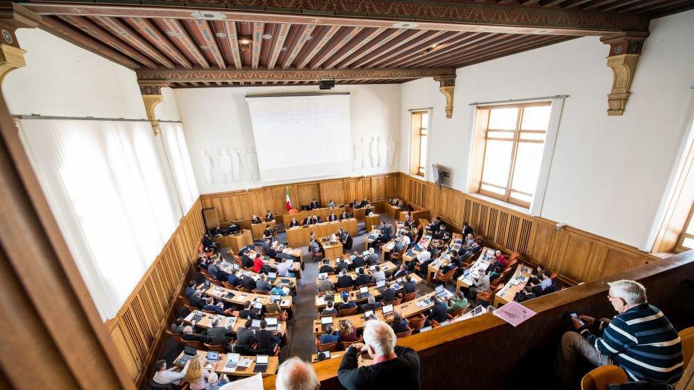 Le Grand Conseil neuchâtelois a repêché le budget 2018.