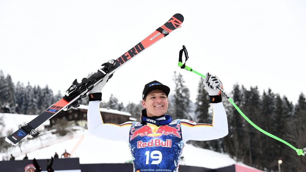 Thomas Dressen, vainqueur surprise à Kitzbühel, veut confirmer à Garmisch.
