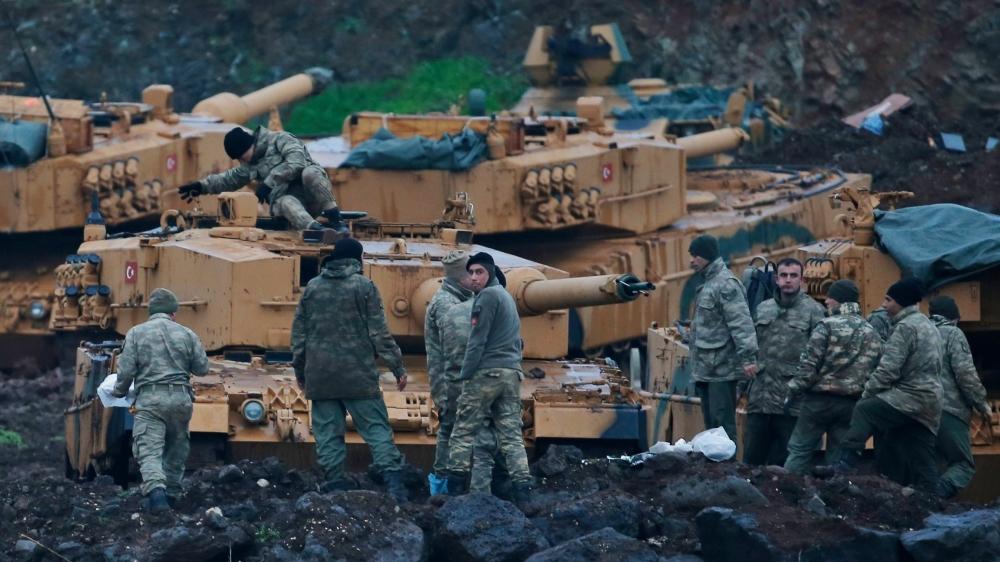 Erdogan menace d'élargir l'offensive à d'autres villes