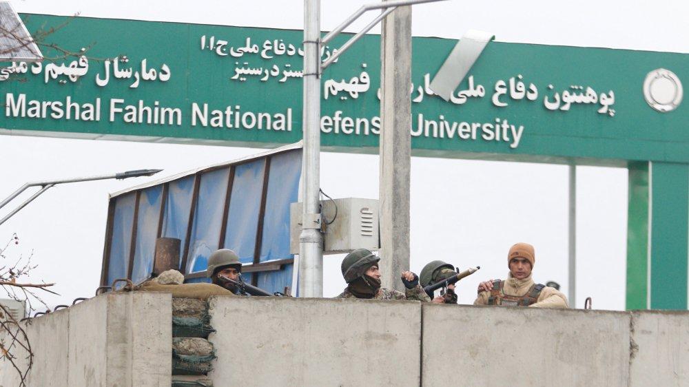 Kaboul sous haute tension après un nouvel attentat