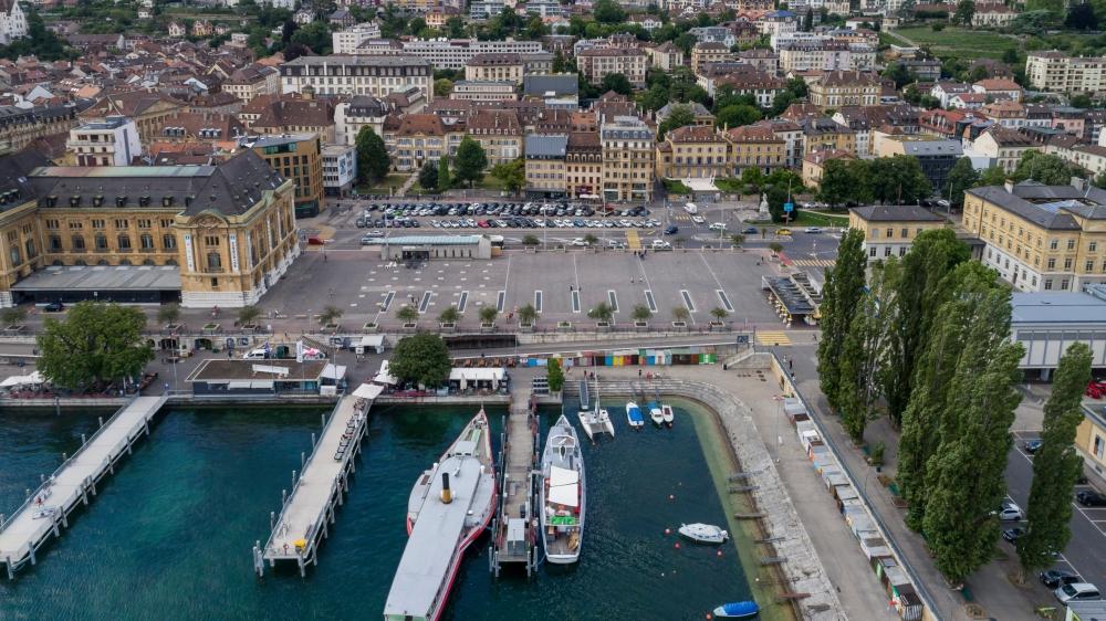 A Neuchâtel, la notion de «smart city» évolue vers un enthousiasme moins prononcé.
