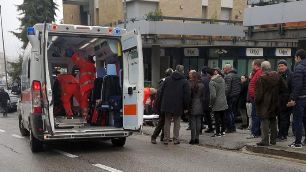 La fusillade à Macetara, jeudi dernier, a exacerbé les ardeurs  des groupes de l'ultradroite en Italie.
