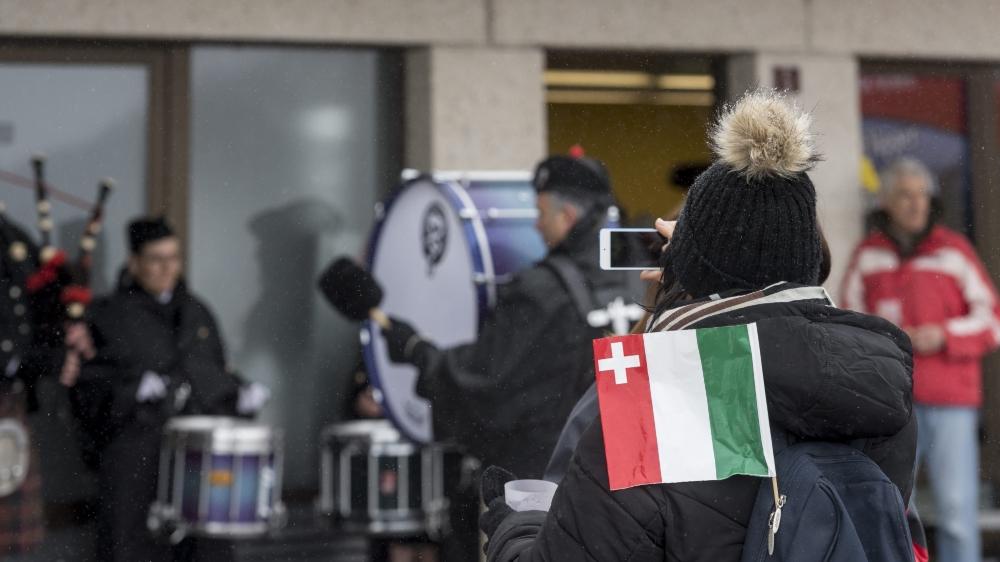 Après l'Ecosse en 2017, la marche s'ouvre davantage vers les autres cultures.